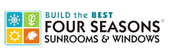 four seasons sunrooms & Windows logo