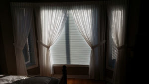 blinds with sheers