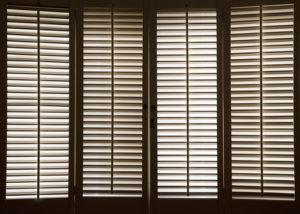 shutters, blinds